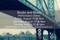 Books and Music Tickets - New York City