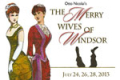 Boston Midsummer Opera Presents: The Merry Wives of Windsor Tickets - Boston