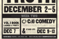 C:10 Comedy Tickets - New York