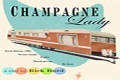 Champagne Lady Tickets - New York City
