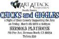 Chicks & Giggles: A Night of Clean Comedy Tickets - Los Angeles