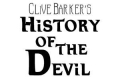 Clive Barker's History of the Devil Tickets - New York City