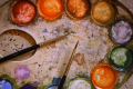 Cork & Canvas: After-Work Painting Workshop with Wine and Cheese Tickets - New York