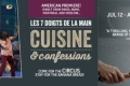 Cuisine and Confessions Tickets - Massachusetts