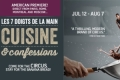 Cuisine & Confessions Tickets - Massachusetts