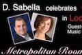 D. Sabella in A Celebration of Chicago and the Music of Kander and Ebb Tickets - New York City