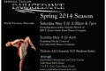 Damagedance Spring 2014 Season Tickets - New York