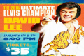 David Lee: World Champion Elvis Entertainer Tickets - South Jersey