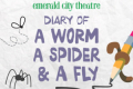 Diary of a Worm, a Spider, & a Fly Tickets - Chicago