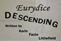 Eurydice Descending Tickets - New York