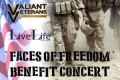 Faces of Freedom Tickets - Massachusetts