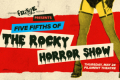 Five Fifths of <i>The Rocky Horror Show</i> Tickets - Chicago