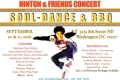 Hinton and Friends Dance Concert - Soul-Dance & BBQ Tickets - Washington, DC