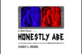 Honestly Abe - The Musical Tickets - New York City
