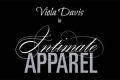 Intimate Apparel Tickets - New York