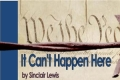 It Can't Happen Here Tickets - Philadelphia