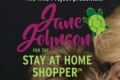 Jane Johnson for the Stay at Home Shopper Tickets - New York City