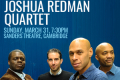 Joshua Redman Quartet With Aaron Goldberg, Reuben Rogers & Gregory Hutchinson Tickets - Boston
