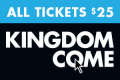 Kingdom Come Tickets - New York City