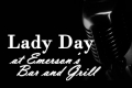 Lady Day at Emerson's Bar and Grill Tickets - Washington, DC