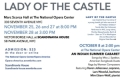 Lady of the Castle Tickets - New York City