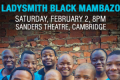 Ladysmith Black Mambazo Tickets - Boston