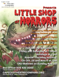 Little Shop of Horrors Tickets - Cape Cod
