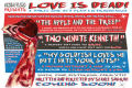 Love Is Dead! Tickets - New York City