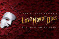 Love Never Dies Tickets - Cleveland