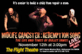 Midlife Gangster Redemption Song: The Life and Times of Bullet James Tickets - Los Angeles