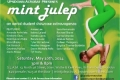 Mint Julep - An Aerial Student Showcase Extravaganza! Tickets - New York