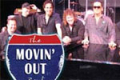 Movin' Out Band Tickets - New York