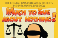 Much to Sue About Nothing Tickets - Chicago