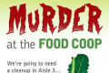 Murder at the Food Coop Tickets - New York