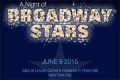 Night of Broadway Stars Tickets - New York