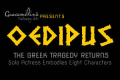Oedipus, The Greek Tragedy Returns Tickets - Off-Off-Broadway