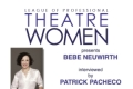 Oral History: Tony-Award Winning Actress Bebe Neuwirth interviewed by Patrick Pacheco Tickets - New York