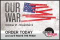 Our War Tickets - Washington, DC