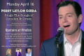 Perry Ojeda Sings the Songs Of Comden & Green Tickets - California