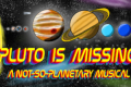 Pluto Is Missing! Tickets - New York City