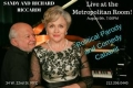 Political Parody with Sandy and Richard Riccardi Tickets - New York City