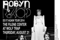 Robyn + Royksopp Tickets - Washington, DC