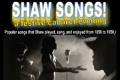 Shaw Songs Tickets - New York City