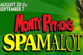 Spamalot Tickets - Boston