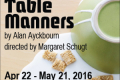 Table Manners Tickets - Los Angeles