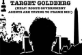 Target Goldberg (Help! Rogue Government Agents are Trying to Frame Me!) Tickets - Off-Off-Broadway