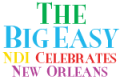 The Big Easy:  NDI Celebrates New Orleans Tickets - New York City