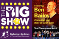 The BIG Show: An Entertainment Extravaganza Tickets - Boston