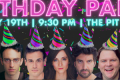 The Birthday Party Tickets - Off-Off-Broadway