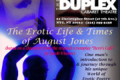 The Erotic Life & Times of August Jones Tickets - New York City
